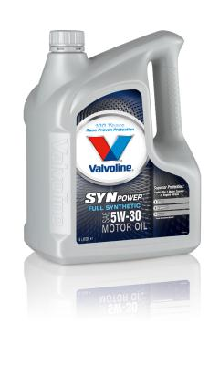 valvoline synpower 5w 30 sl cf a3 b4 mb 229 5 gm ll a. Black Bedroom Furniture Sets. Home Design Ideas
