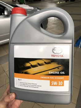 Toyota Engine Oil 5W-30 photo5.jpeg