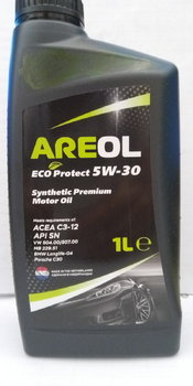 Areol EcoProtect 5W-30 photo1.jpg