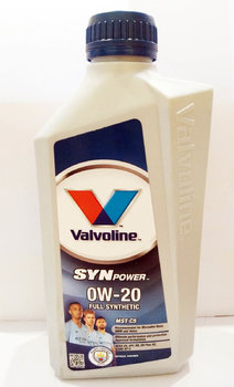 Valvoline SynPower MST C5 0W-20 photo1.jpg