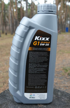 Kixx G1 0W-20 API SN Plus photo2.JPG