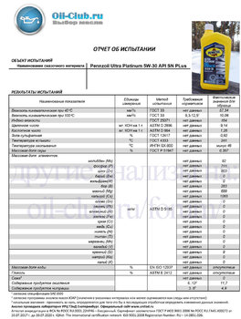 Pennzoil Ultra Platinum 5W-30 API SN PLus (VOA BASE) копия.jpg