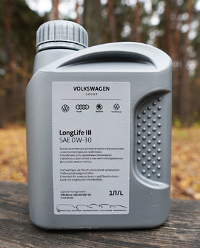 Volkswagen Longlife III 0W-30 photo1.JPG