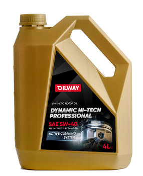 Oilway Dynamic Hi-Tech Professional 5W-40 SN photo1.jpg