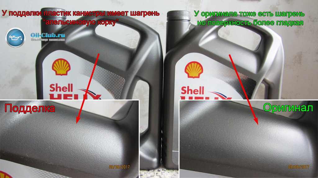 top gear and shell