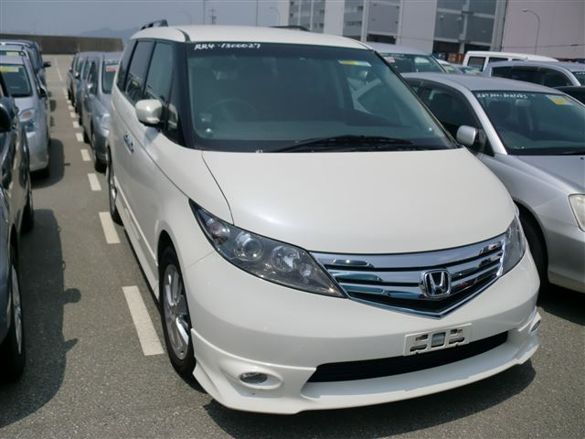 honda elysion 4wd автору